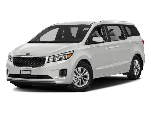 VAN: KIA SEDONA OR SIMILAR
