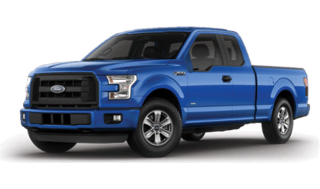 TRUCK: 2015 FORD F-150 OR SIMILAR